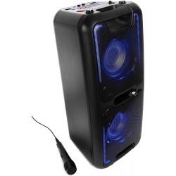 Głośnik imprezowy karaoke...