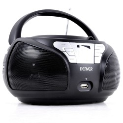 Radioodtwarzacz CD, FM...